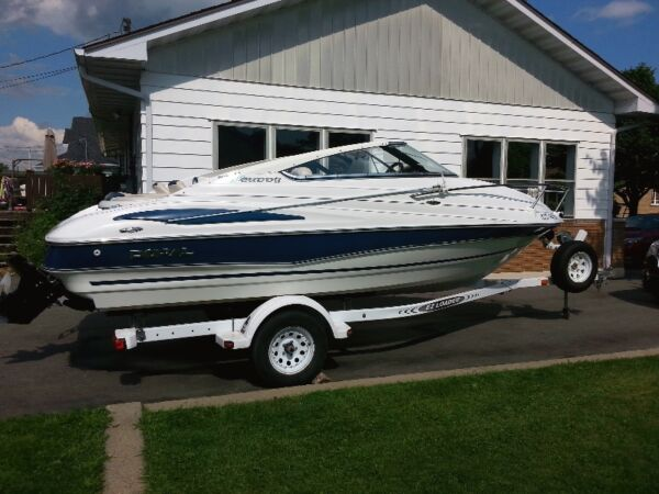 Used 2001 Doral Boats 190 cudy