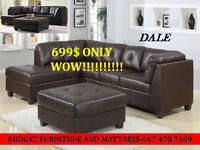 SECTIONAL SOFAS ON SALE ..BED FRAME SALE.