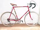 RALEIGH TI TEAM Replica Vintage Steel Road Bike *Refurbished* Large