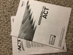 ACT Princeton Review Practice Tests & Lessons