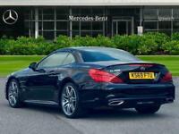 2019 Mercedes-Benz SL SL 500 AMG Line Premium 2dr 9G-Tronic Auto Convertible Pet