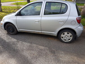 2005 Toyota Echo Hatchback needs work for mvi