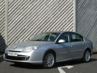 2008 RENAULT LAGUNA 2.0dCi 150 Dynamique S 5 DOOR HATCH-ONE OWNER 0VER 55+MPG !!
