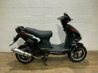 Lexmoto Tornado 125 125CC 2014 SPARES OR REPAIR NON RUNNER SCOOTER PROJECT