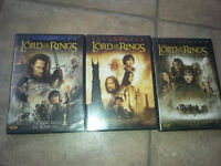 the lord of the rings C D