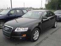 Audi a6 2008 awd all equipped 3.2l