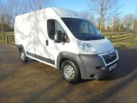 Citroen Relay 2.2HDi ( 130 ) Heavy 40 L2H2 4.5-TONNE just plated