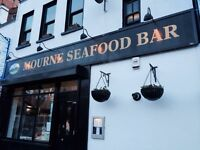 Part time waiter - Mourne seafood Belfast