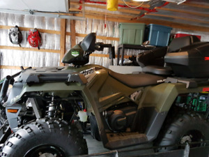POLARIS SPORTSMAN 570 2017 250 KM