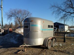 2 Horse Trailer for sale