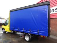 Ford Transit 13FT CURTAIN SIDER 155PS