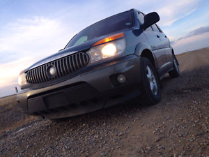 PRICE REDUCED!!!  2002 Buick rendezvous