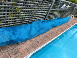 Pool cover bubble wrap 20x30foot