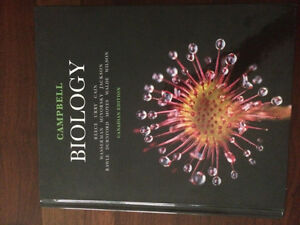 Campbell Biology Canadian Edition Textbook