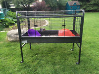 Large bunny cage