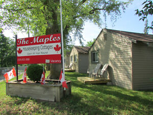 Cottages for rent in Port Elgin. Monthly off-season rates!