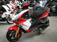 Neco GPX 125 ROSSO RACING R Brand New