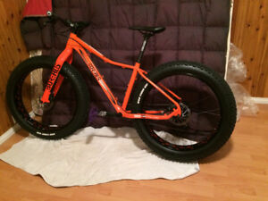 Borealis Flume GX Fat Bike