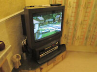 CRT Sony Colour Television