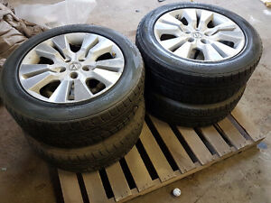 Acura RDX rims and tires