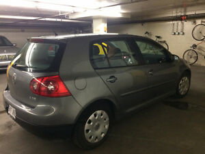 2009 Volkswagen Rabbit Berline