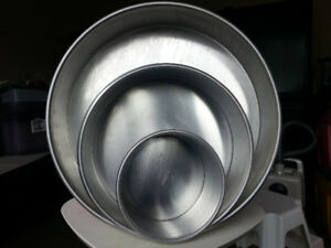 set of round cake pans