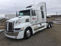 Rockport Carrier is looking for Company Drivers to run CDN or US