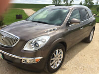 2008 BUICK ENCLAVE CXL, AWD, FULLY LOADED, MINT COND