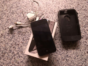 iPhone 4s 8GB Great Condition