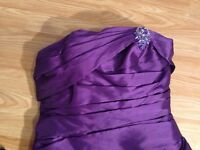 BNWT Romantica Neve Bridesmaid Dress Size 14 - Also 1m of fabric