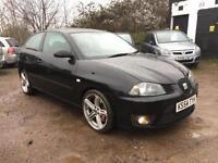 2004 Seat Ibiza 1.8 20V Turbo Cupra 3dr Petrol Long Mot