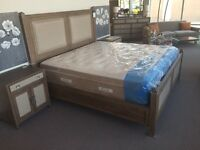 Michael Amini Biscayne  8 piece bedroom set-Retail value $12,000