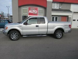 """Ford F-150 4WD SuperCab 145"""" 2009"""