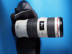Used EF 70-200 f4 L IS, only cash
