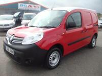 2016 16 RENAULT KANGOO ML19 1.5 DCI BUSINESS RED 1 OWNER