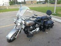 07 Heritage Softail or Trade for Touring/Work Sled plus cash