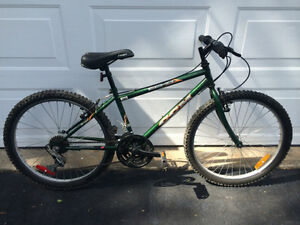 "15"" CCM mountain bike excellent condition"