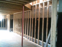 Carpenter Renovations Framing