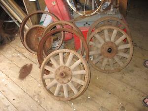 1929 Dodge Wheels