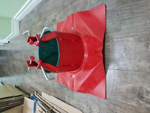Santa's Solution Supreme XMas Tree Stand - $50 OBO