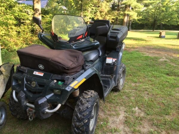 Used 2005 BRP outlander max