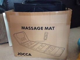 Jocca Massage Mat AS NEW!