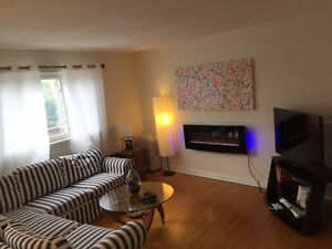 BEAUTIFUL LARGE ROOM AND HOME-FOR FEMALE