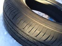 Bridgeston Dueler H/L set of tires 17