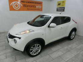 2012,Nissan Juke 1.5dCi ( 110bhp ) Tekna***BUY FOR ONLY £48 PER WEEK***