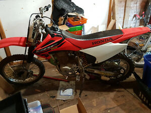 CRF150 (SOLD)