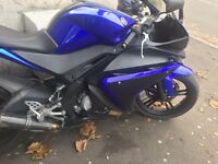 Yamaha R125 for sale(£1000)
