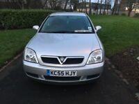 Vauxhall Vectra 1.8 i 16v Club 5dr FSH and Low Mileage 2005 (55 reg), Hatchback