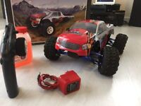rc nitro car Acme Monster-T 1/10 2.4ghz off road 4x4