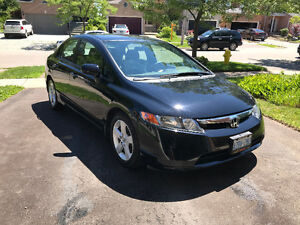 For sale: 2006 Honda Civic EX Sedan - Very low kms, lady driven